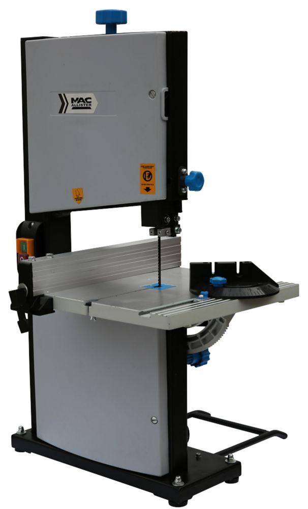 Scie à ruban Mac Allister MBAS350 230mm