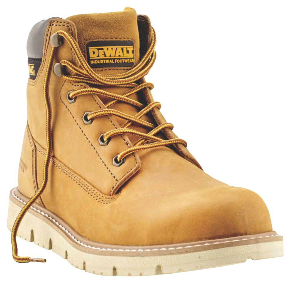Chaussures de sécurité DeWalt Pittsburgh miel foncé taille 44