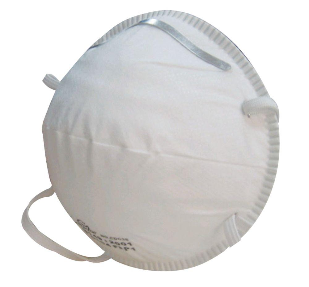 Masques moulés sans soupape P1, lot de 2