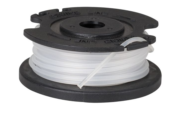 2 bobines de fil pour coupe bordures Mac Allister MGT36-Li-E2