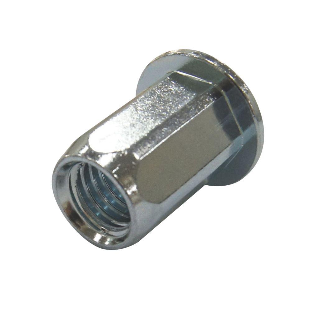 Assortiment de 250écrous-rivets en laiton Easyfix