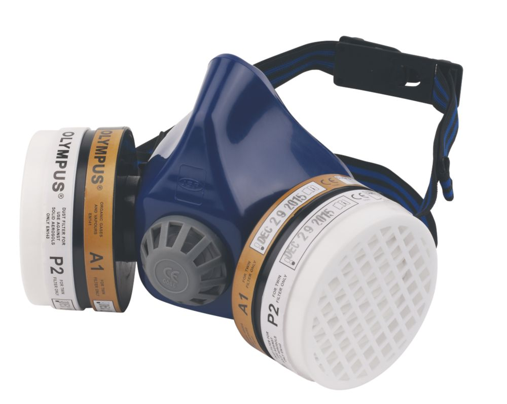 Demi-masque 28jours A1-P2 JSP Tradesman2
