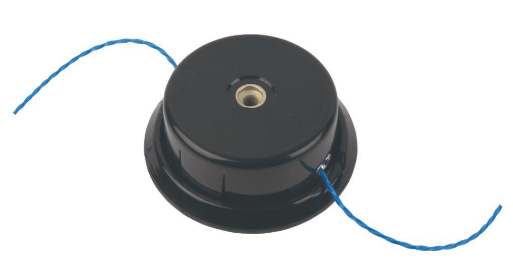 Bobine de fil en nylon 3m x2,4mm 131 x3000mm pour débroussailleuse Titan TTL530GBC