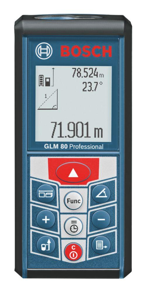 Télémètre laser GLM80 Bosch