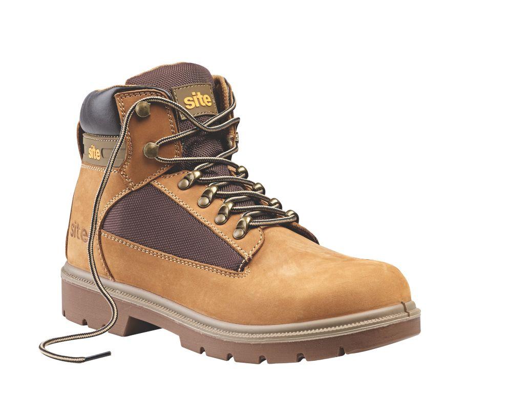 Chaussures de sécurité Site Quartz miel taille 44