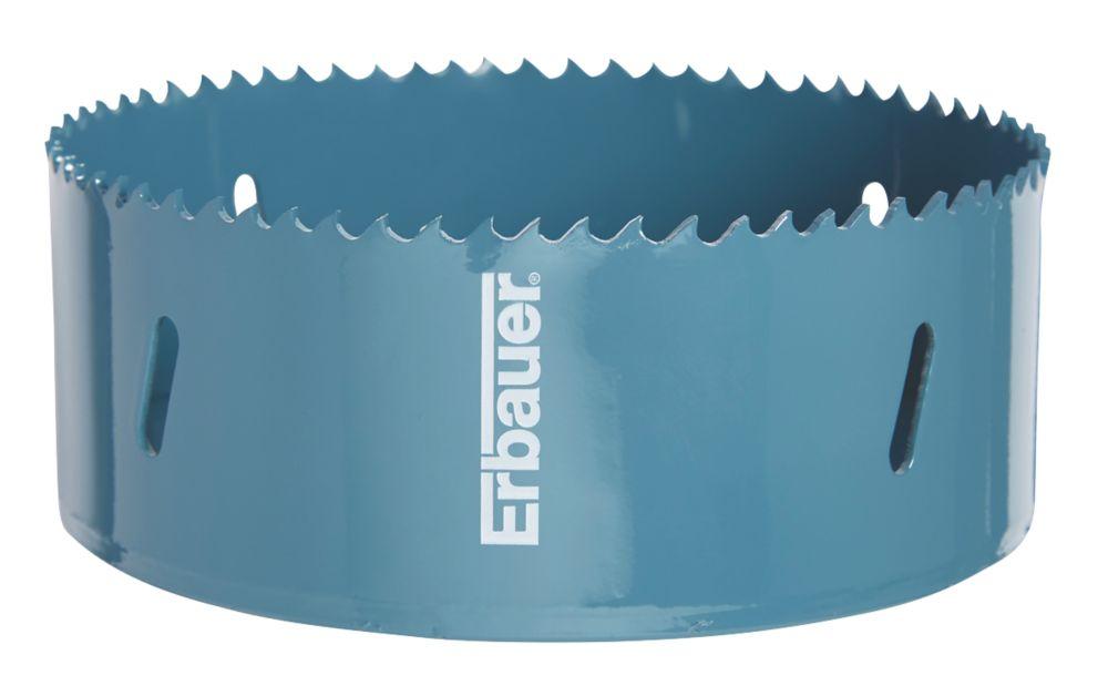 Scie-cloche bimétal multi-matériaux Erbauer 114mm