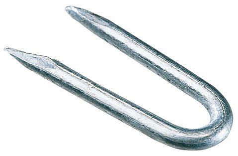 0,5kg d'agrafes galvanisées anticorrosion Easyfix2 x20mm