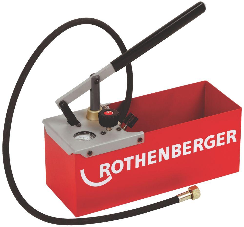 Pompe de test de pression Rothenberger TP25 25bar