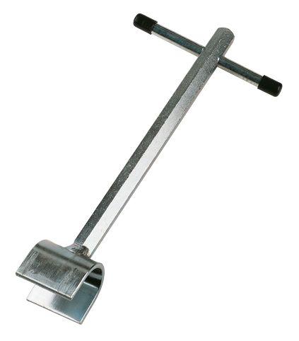 Clé pour robinet d'arrêt Monument Tools 222mm