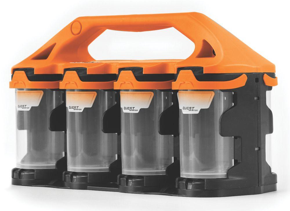Système de rangement pour casiers