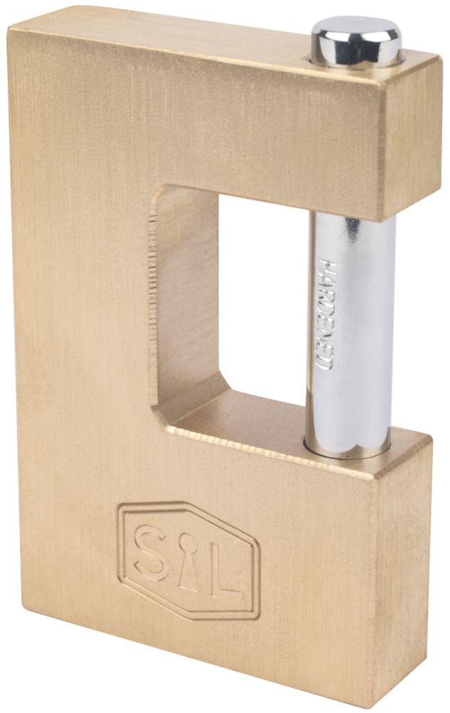 Cadenas bloc en laiton Smith & Locke 90mm
