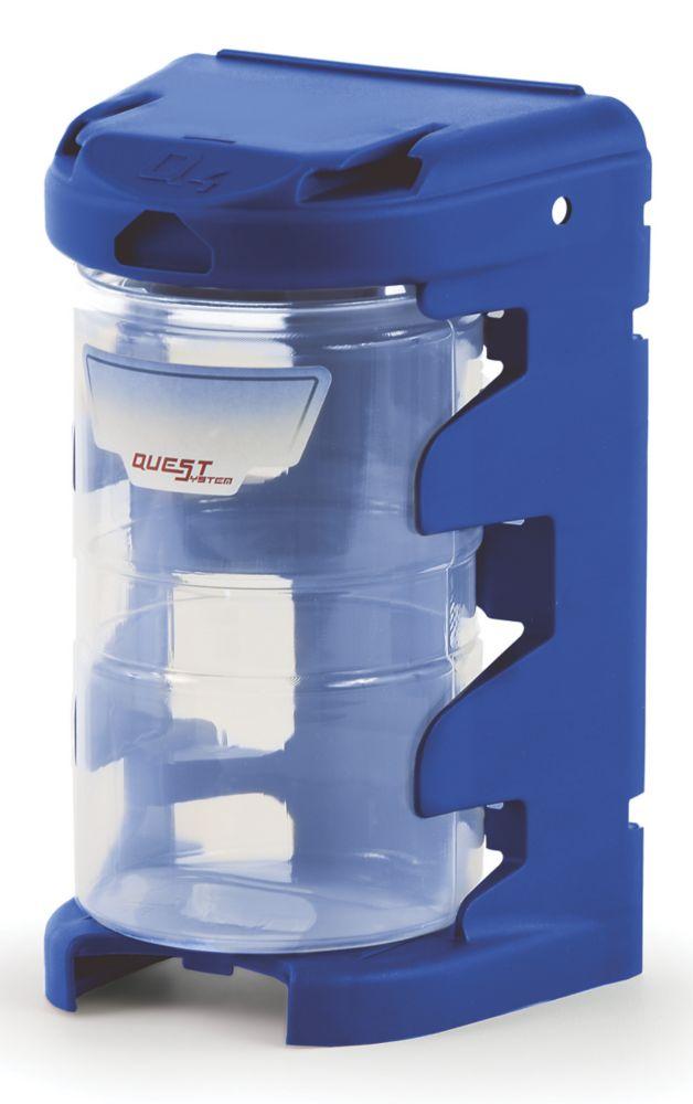 Casier modulable Q4 bleu