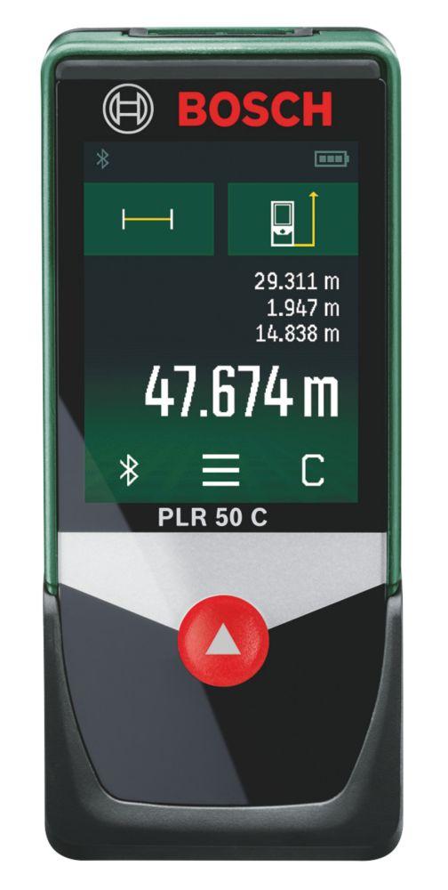 Télémètre laser PLR50C Bosch