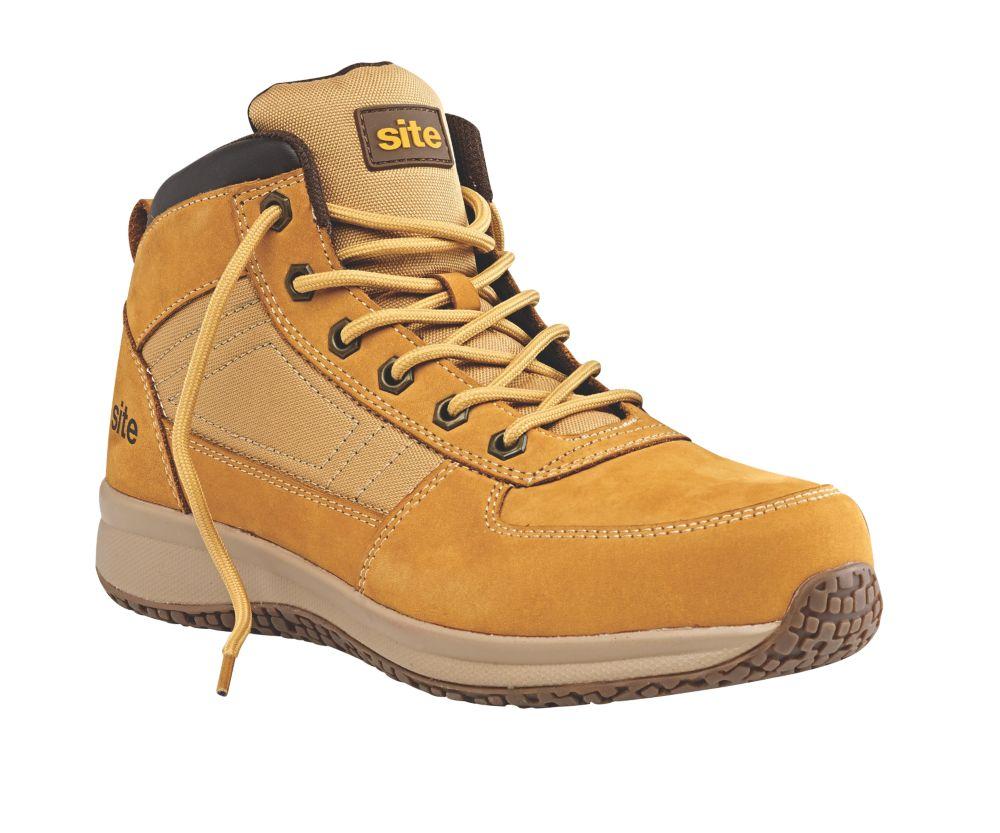 Chaussures de sécurité Site Sandstone beiges taille 44