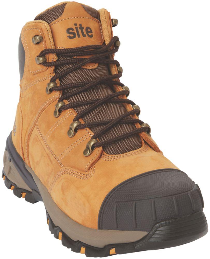 Chaussures de sécurité Site Tufa miel taille 41