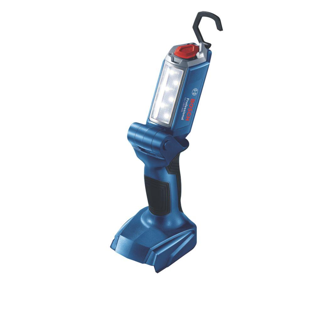 Lampe torche sans fil Bosch GLI18V-300 18V Li-ion - Sans batterie