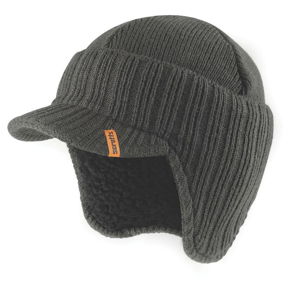 Bonnet à visière Scruffs T54305 graphite