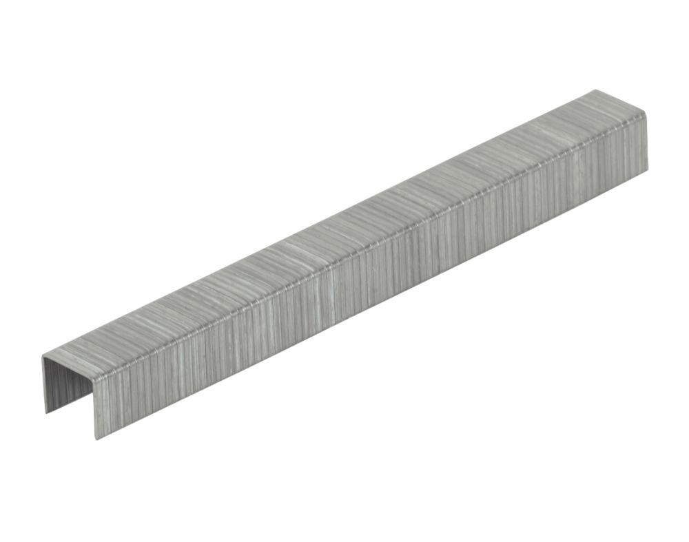 Agrafes galvanisées pour travaux lourds série140 Tacwise 10 x10,6mm pack de 5000