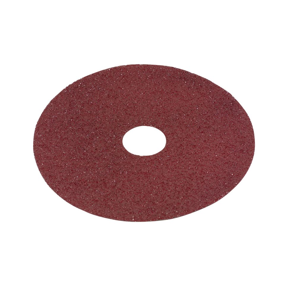 Disques fibre grain36 115 x 22,3mm, lot de 10