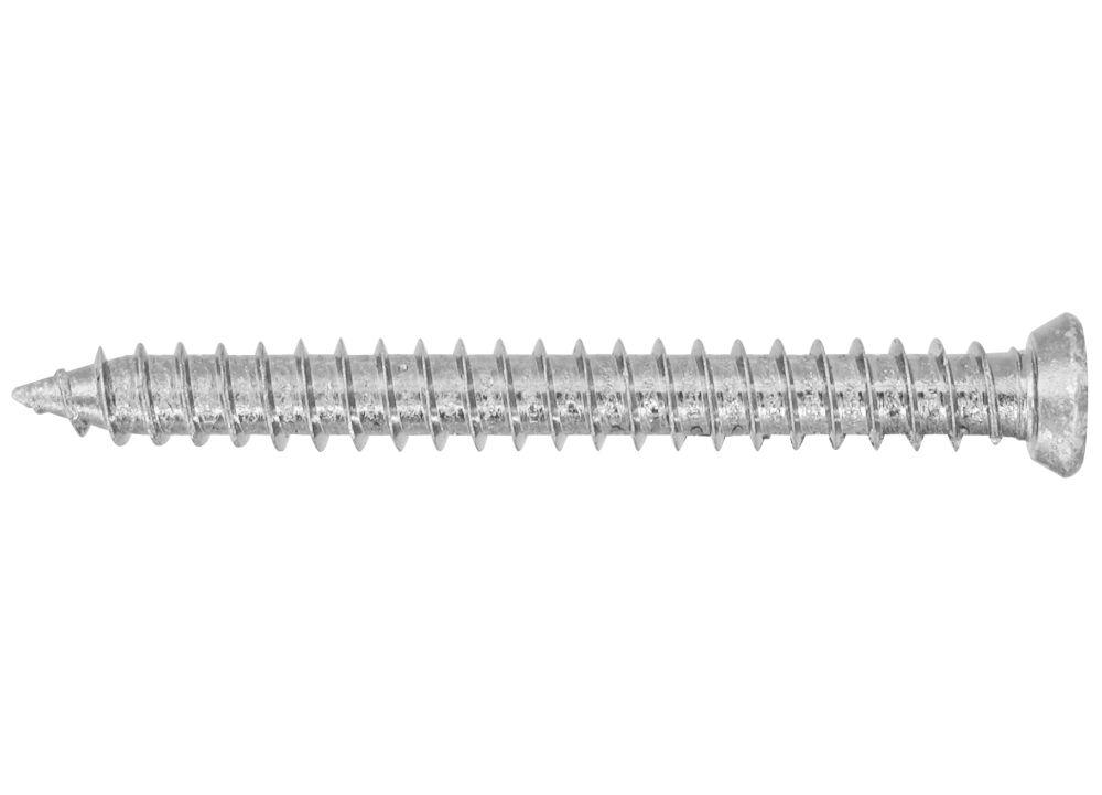 30fixations pour châssis en acier Rawlplug 7,5 x132mm