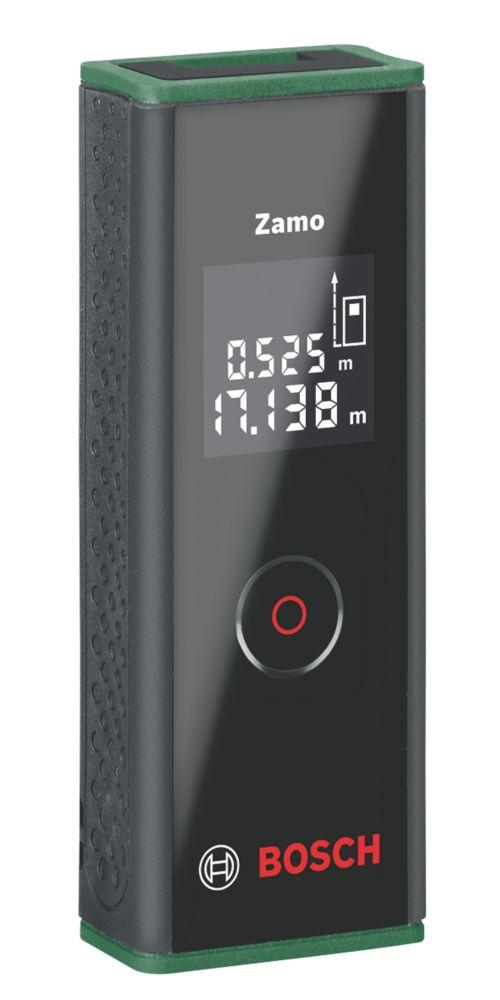Télémètre laser numérique Bosch ZamoIII
