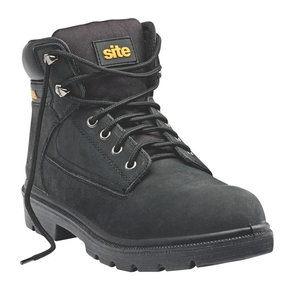 Chaussures de sécurité Site Marble noires taille 46