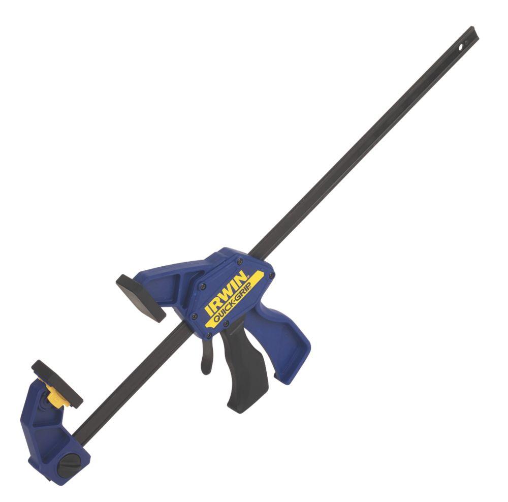 Serre-joint à coulisse à changement rapide Irwin Quick-Grip 91cm