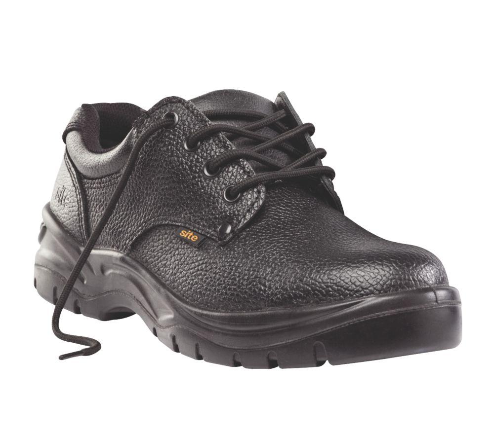 Chaussures de sécurité Site Coal noires taille 39