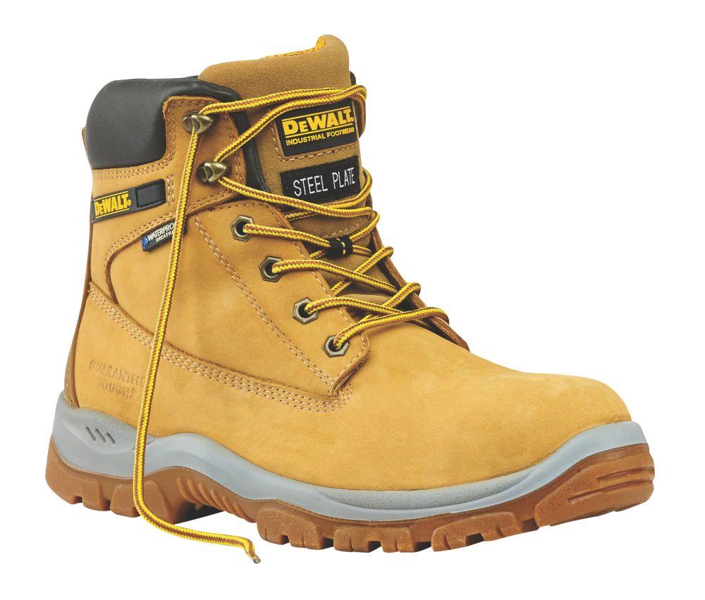 Chaussures de sécurité DeWalt Titanium miel taille 43