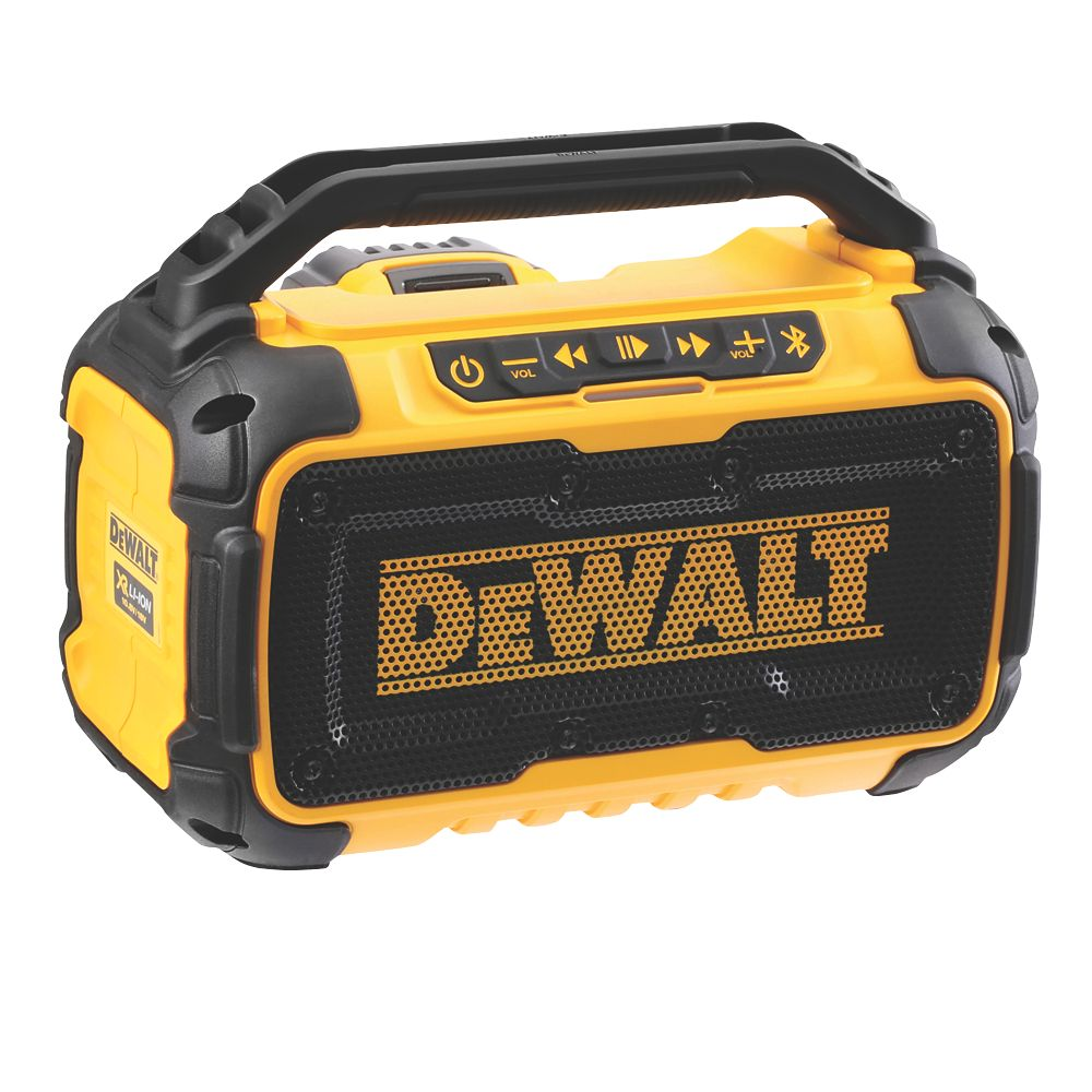 Enceinte Bluetooth sans fil DeWalt XR DCR011-XJ 18V Li-ion - Sans batterie