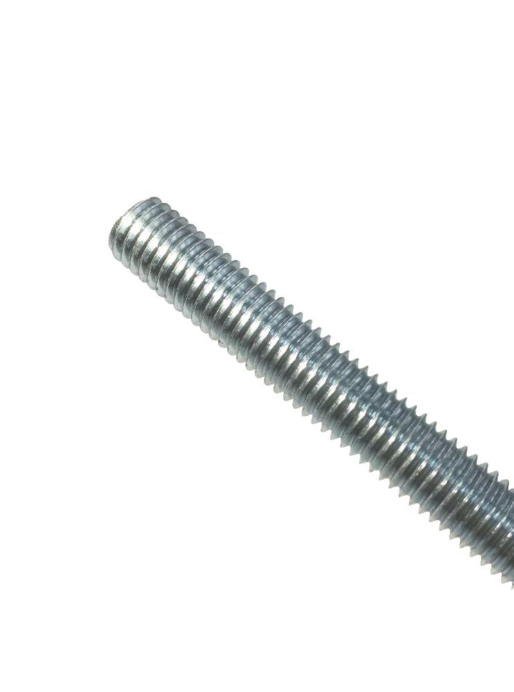 5tiges filetées en acier inoxydable A2 Easyfix M6 x1000mm