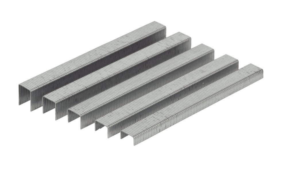 Agrafes galvanisées pour travaux lourds série140 Tacwise 4400pièces