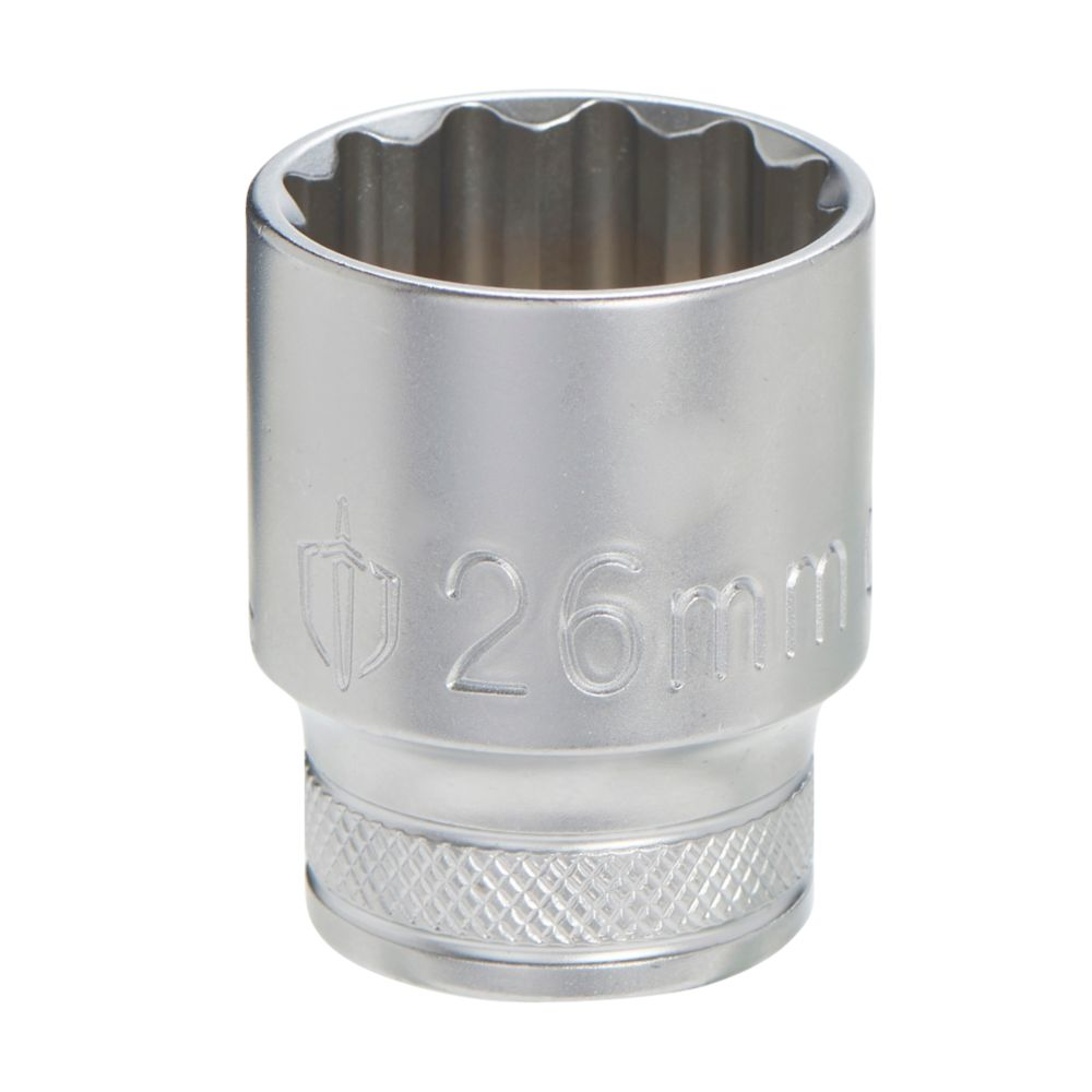 """Douille simple standard Magnusson 1/2"""" 26mm"""