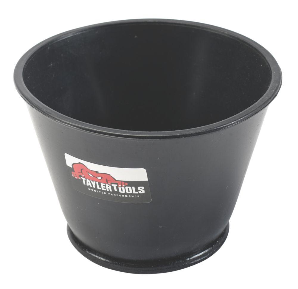 Bac de plâtrier en PVC Tayler Tools 1L