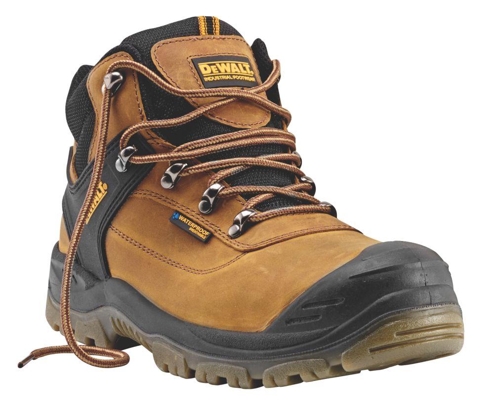 Chaussures de sécurité DeWalt Phoenix havane taille 46