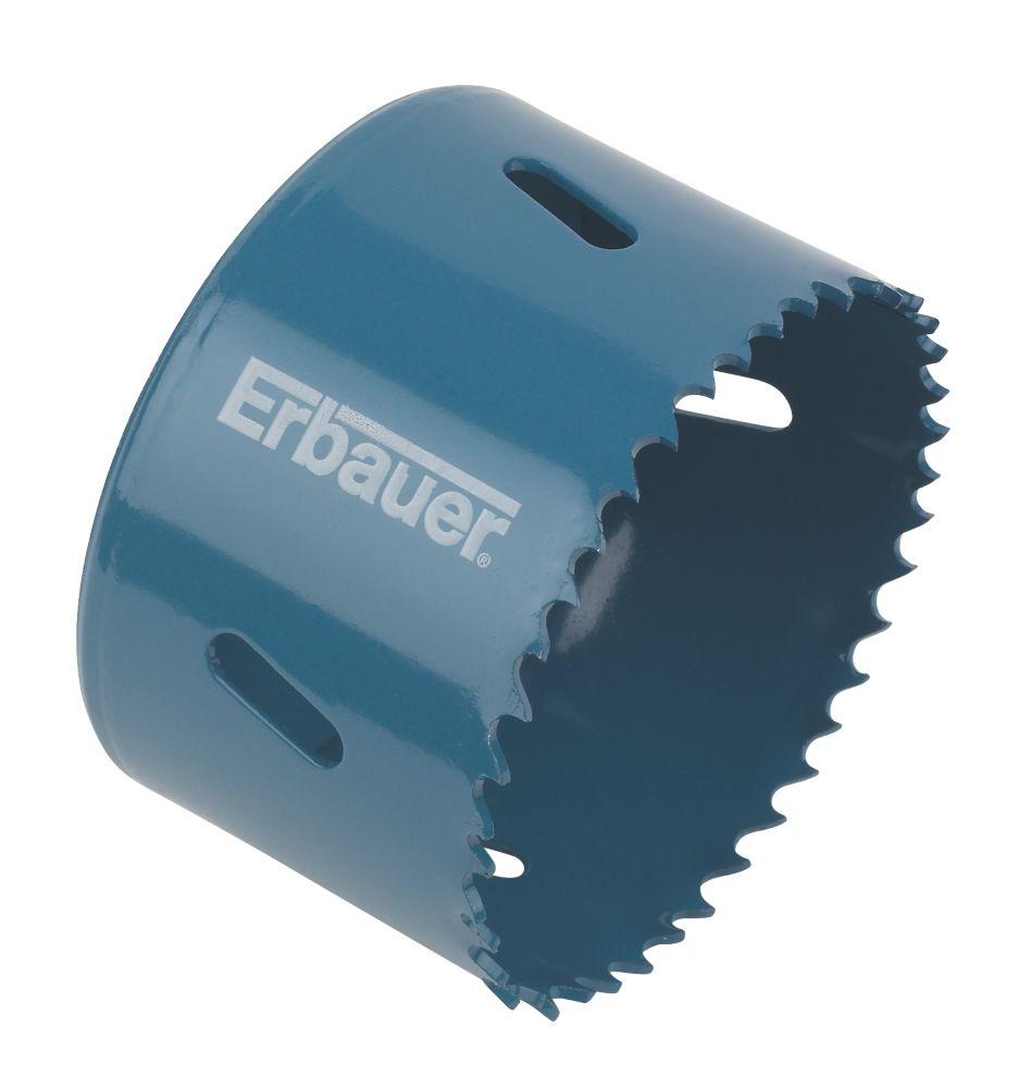 Scie-cloche bimétal multi-matériaux Erbauer 76mm