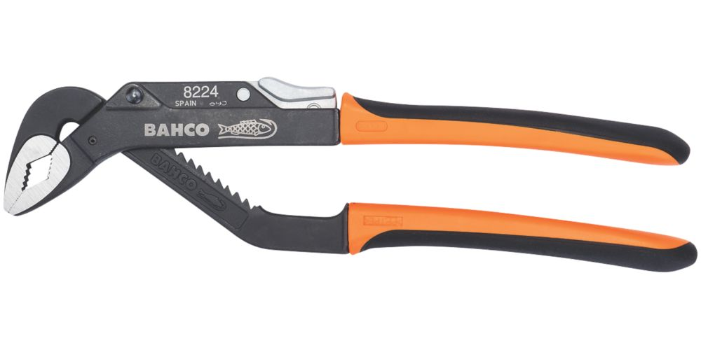 """Pince multiprise Bahco 10"""" (254mm)"""
