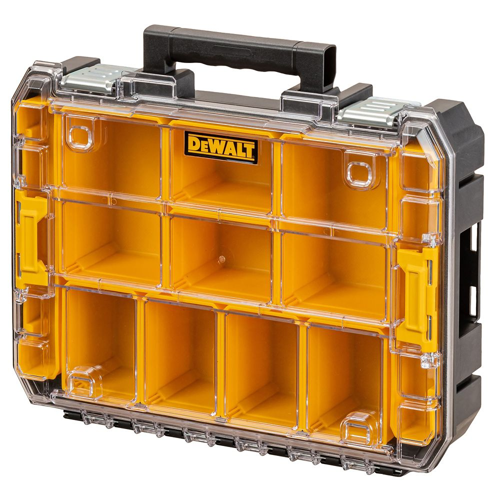 "Organiseur étanche DeWalt TSTAK2.0 4½ x13"""