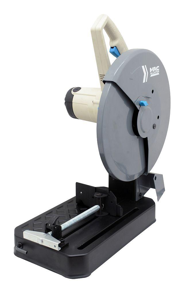 Tronçonneuse à métaux Mac Allister MCHS2100 2100W 355mm