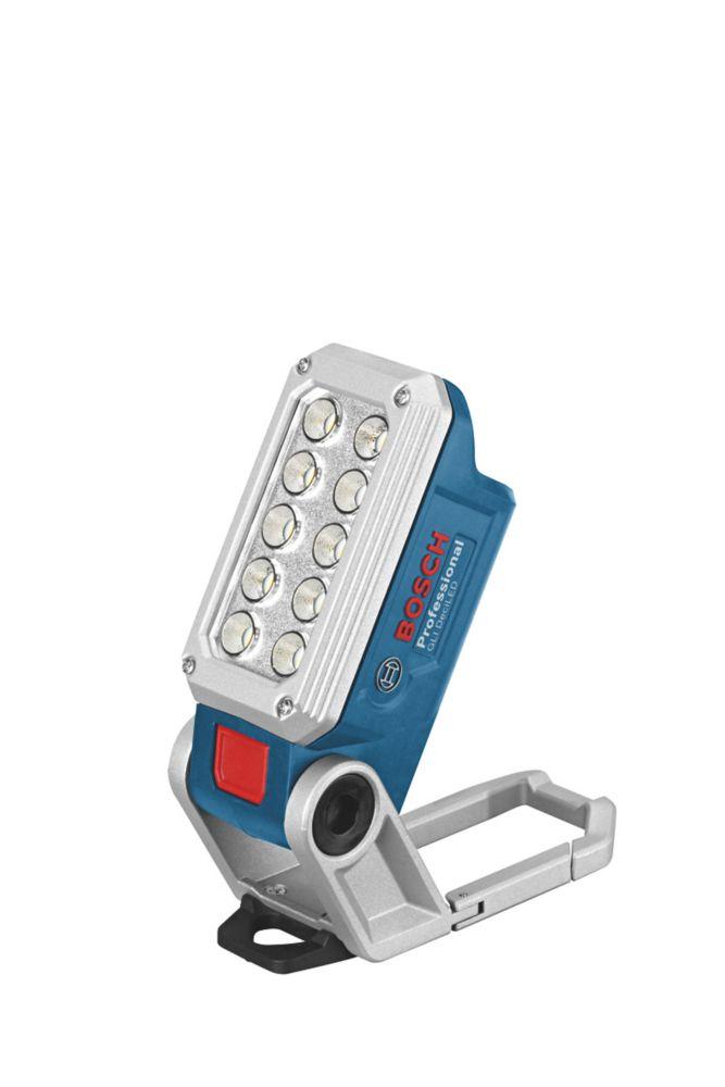 Lampe de travail à LED sans fil Bosch GLIDECILED 12V Li-ion - Sans batterie