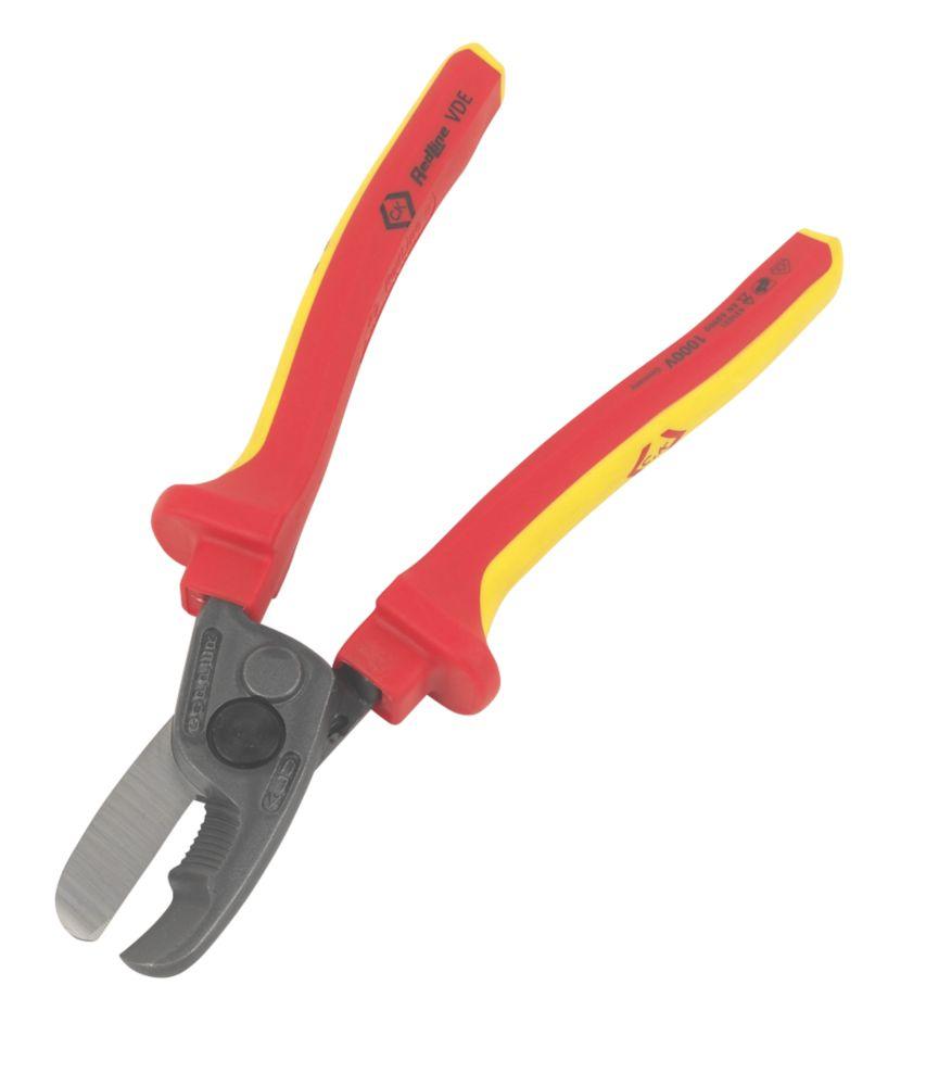 "Pince coupe-câble VDE C.K 8¼"" (210mm)"