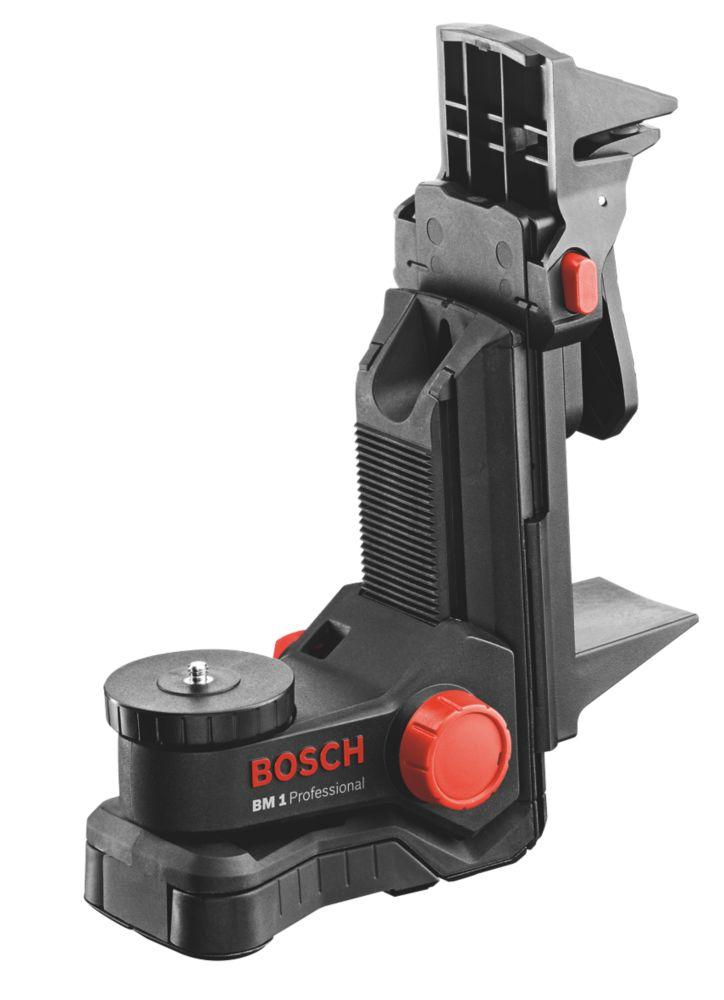 Fixation murale et pince pour niveau laser BM1 Bosch