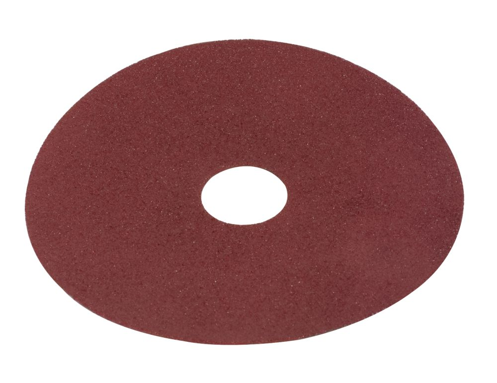 Disques fibre grain80 115 x 22,3mm, lot de 10