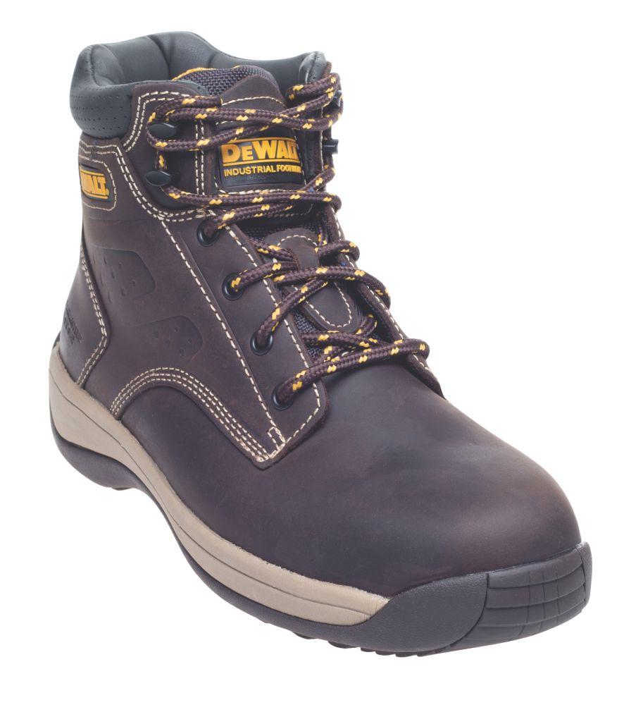 Chaussures de sécurité DeWalt Bolster marron taille 46