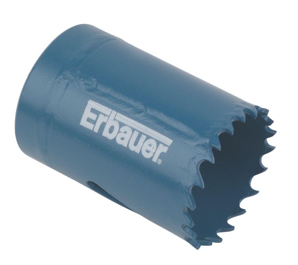 Scie-cloche bimétal multi-matériaux Erbauer 32mm