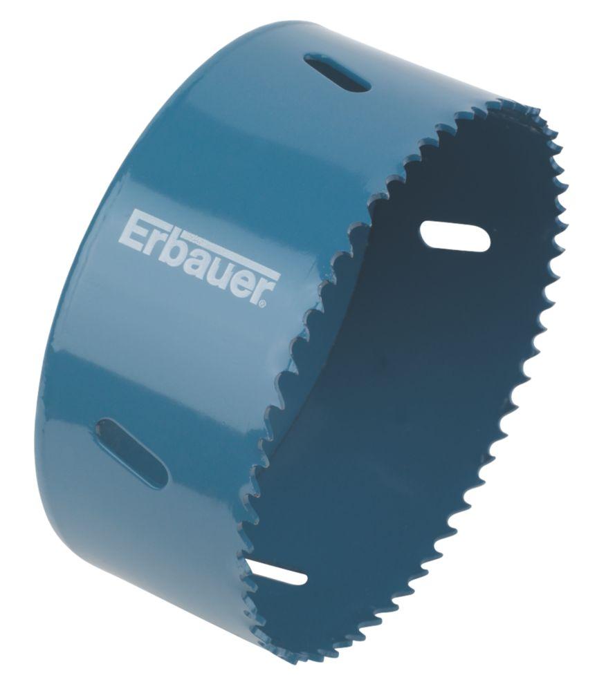 Scie-cloche bimétal multi-matériaux Erbauer 102mm