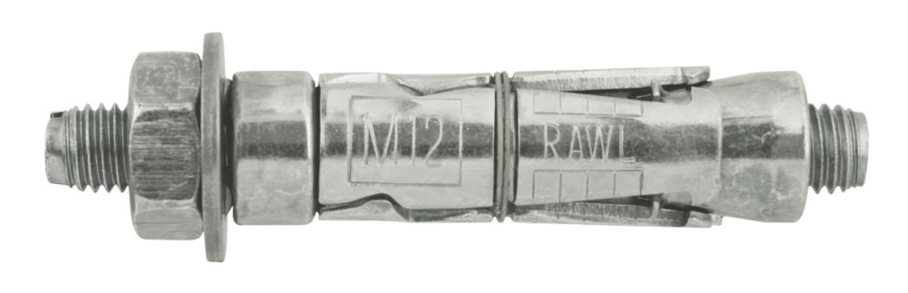 5boulons saillants Rawlplug RawlBolt M10 x135mm