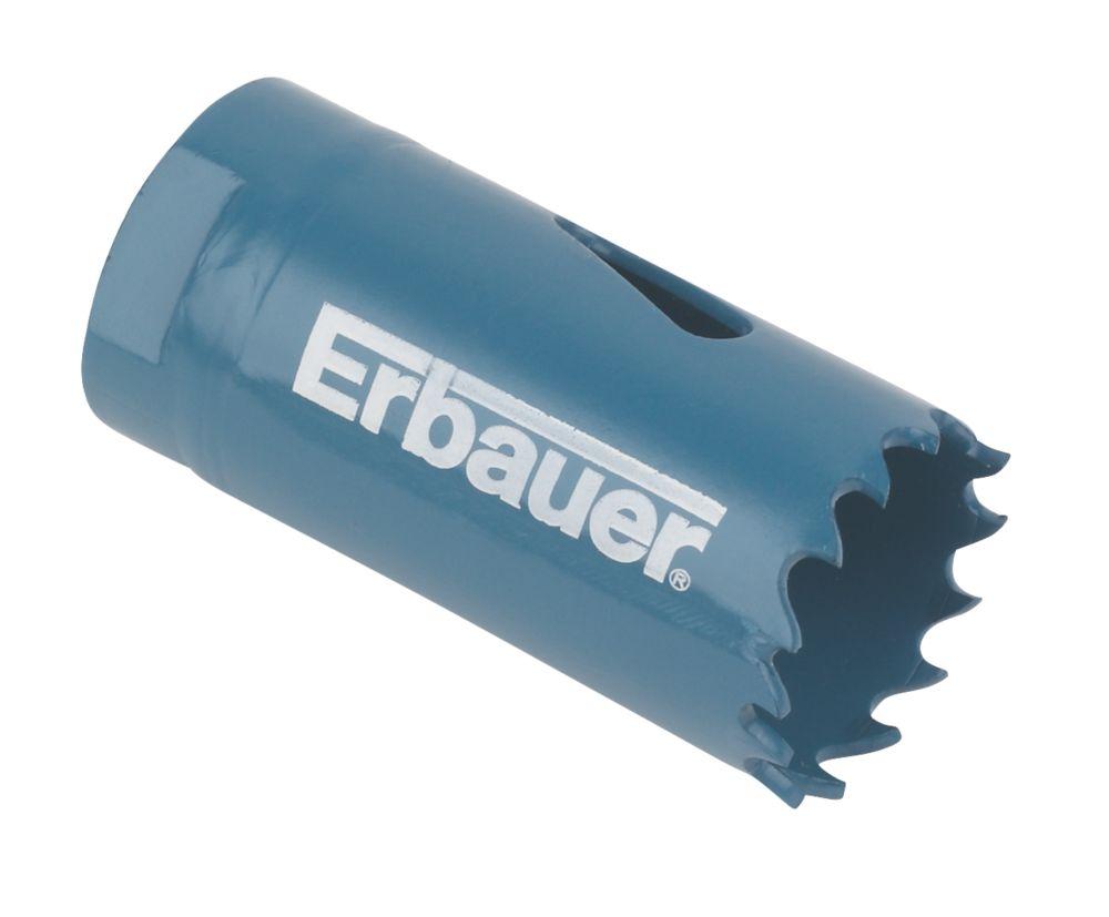 Scie-cloche bimétal multi-matériaux Erbauer 25mm