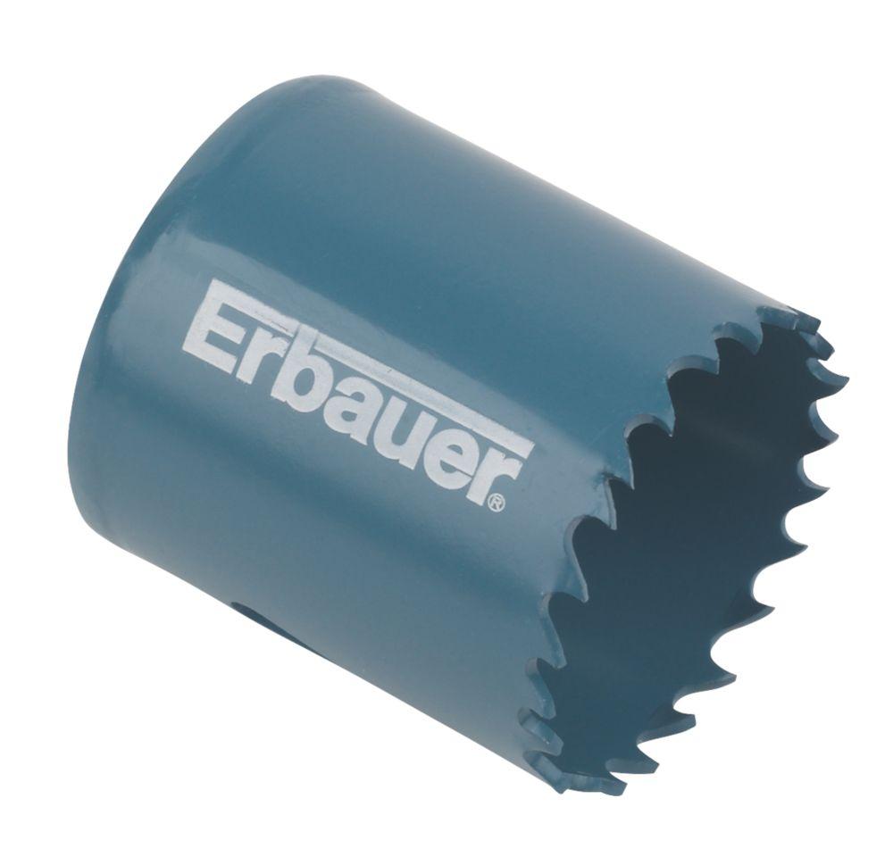 Scie-cloche bimétal multi-matériaux Erbauer 38mm
