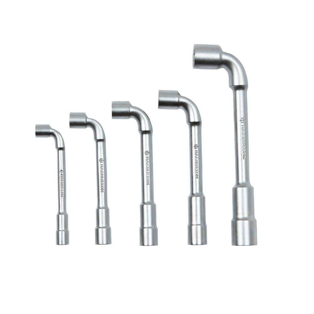 Clé à pipe standard Magnusson - 5 pièces